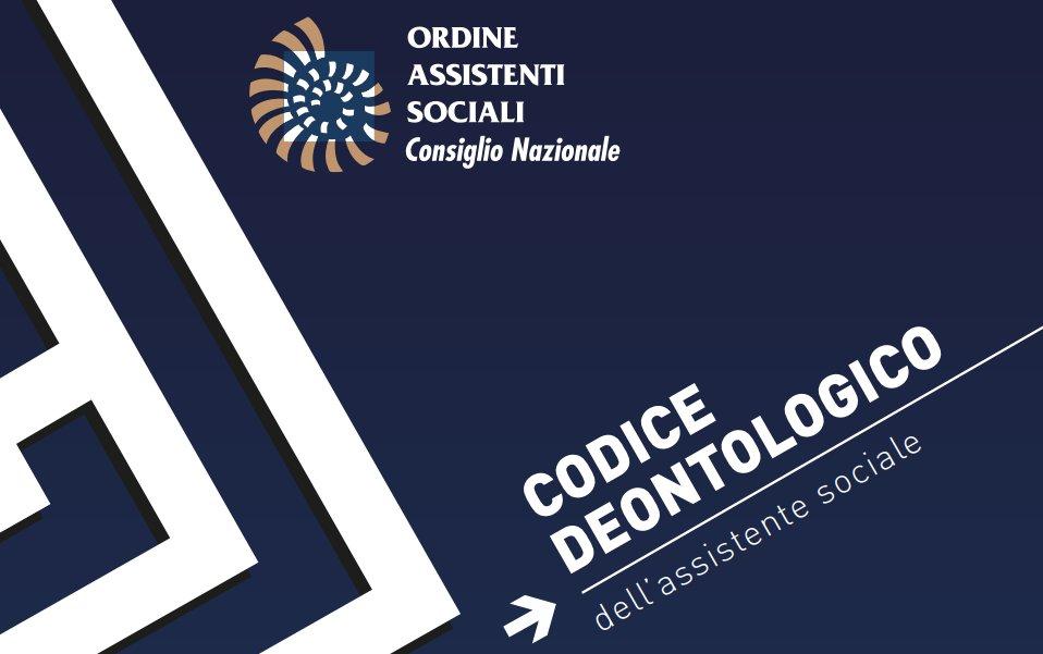 Il nuovo Codice Deontologico dell'assistente sociale