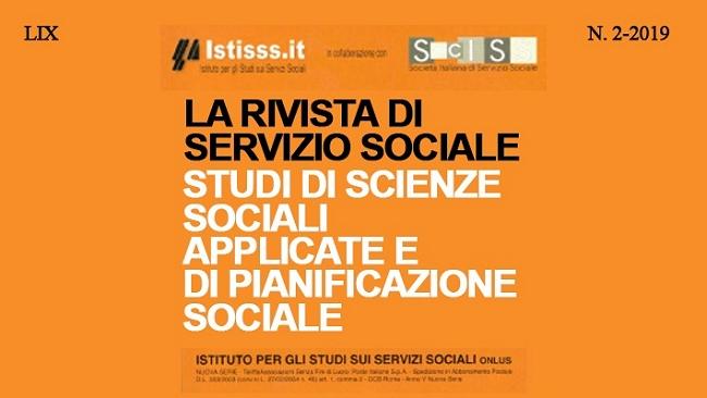 RIVISTA DI SERVIZIO SOCIALE: la ricerca Cnoas/Fnas in un articolo open access