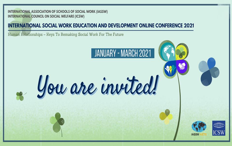 ISWED 2021: Relazioni umane, le chiavi per il commento al lavoro sociale per il futuro