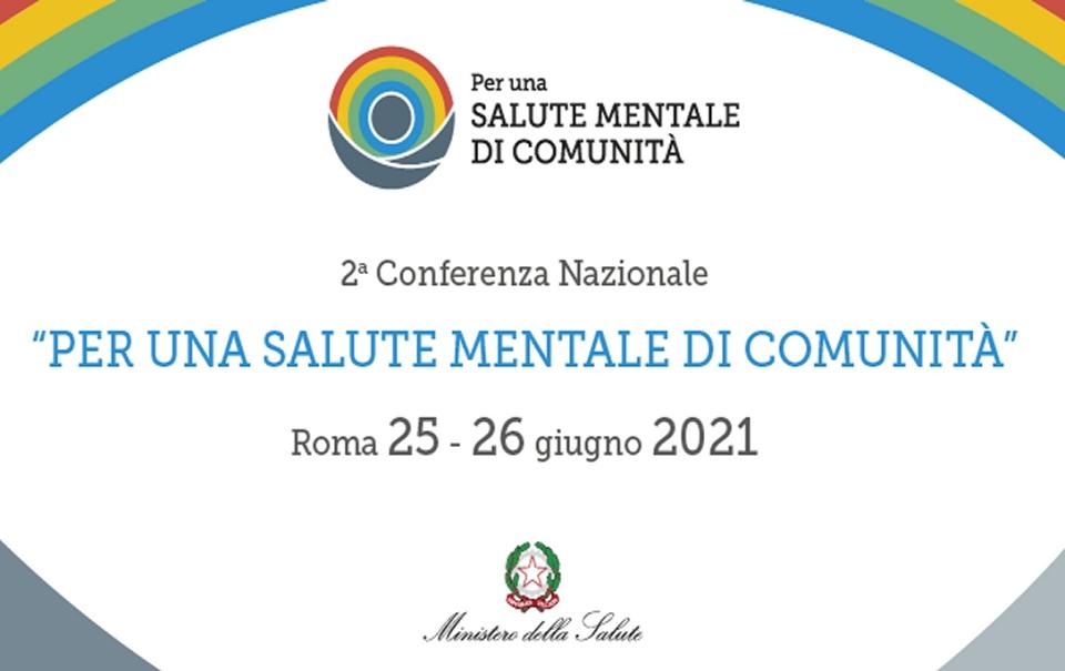SALUTE MENTALE: Fondazione alla Conferenza Nazionale